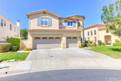 Chino Hills Single Family Home For Sale: 4808 Santa Fe Court