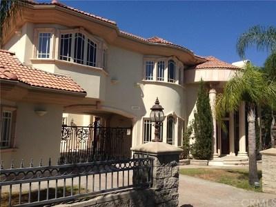 Fullerton Single Family Home For Sale: 2229 Ladera Vista Drive