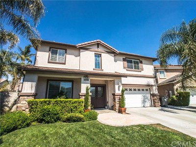 Eastvale Single Family Home For Sale: 12474 Silverlakes Court