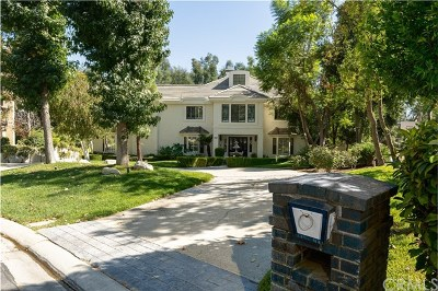 Chino Hills Single Family Home For Sale: 3241 Giant Forest Loop