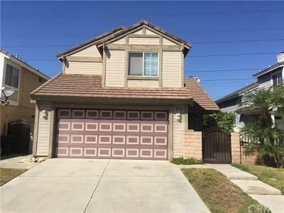 Fontana Single Family Home For Sale: 16376 Applegate Drive