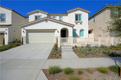 Chino Single Family Home For Sale: 11602 Solaire Way