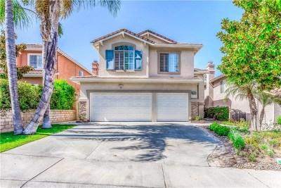 Chino Hills Single Family Home For Sale: 14274 Walnut Creek Drive