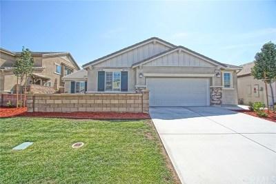 Eastvale Single Family Home For Sale: 14951 Henry Street