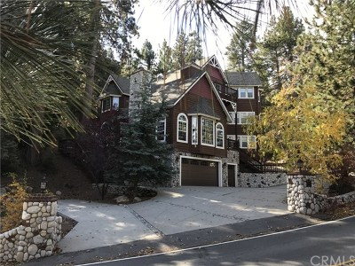 Lake Arrowhead Single Family Home For Sale: 284 Fairway Drive