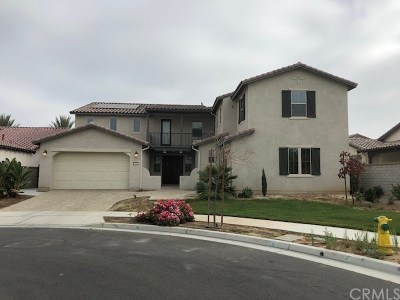 Eastvale Single Family Home For Sale: 13214 Altfillisch Court