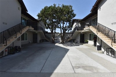 Pomona Multi Family Home For Sale: 735 Karesh Avenue