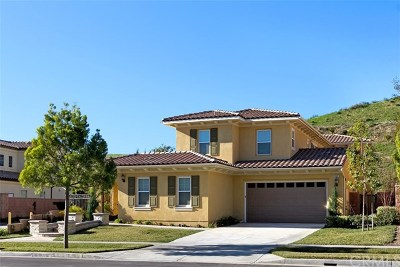 Chino Hills Single Family Home For Sale: 15501 Canon Lane