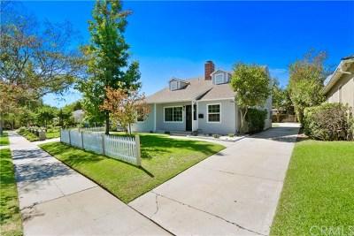 Pasadena Single Family Home For Sale: 985 Paladora Avenue