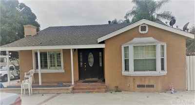 West Covina Multi Family Home For Sale: 2232 W Channing Street