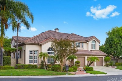 Chino Hills Single Family Home For Sale: 3056 Giant Forest