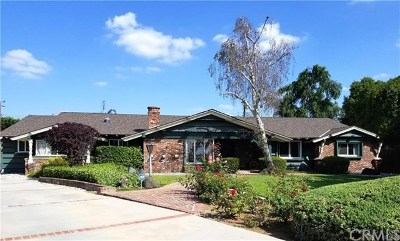 West Covina Single Family Home For Sale: 2628 E Evergreen