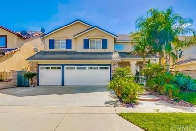 Corona Single Family Home For Sale: 988 Othello Lane
