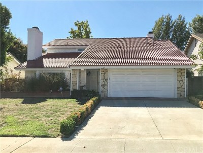 Phillips Ranch Single Family Home For Sale: 22 Stagecoach
