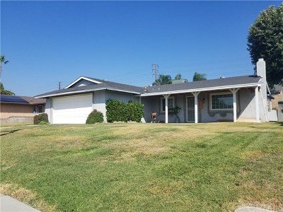 Chino Single Family Home For Sale: 13125 Sequoia Avenue