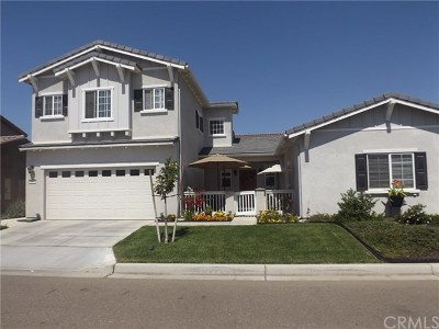 Santa Maria Single Family Home For Sale: 1453 W Heritage Way