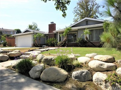 Chino Hills Single Family Home For Sale: 3340 Bayberry Drive