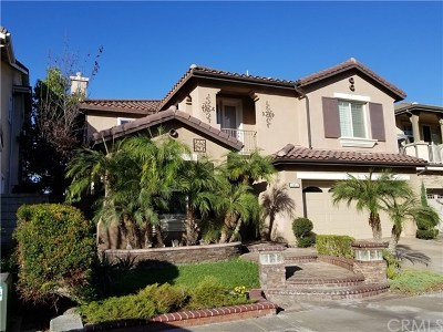 Yorba Linda Single Family Home For Sale: 3465 Golden Poppy Way