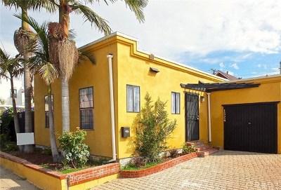 Long Beach Single Family Home For Sale: 1524 Hile Avenue
