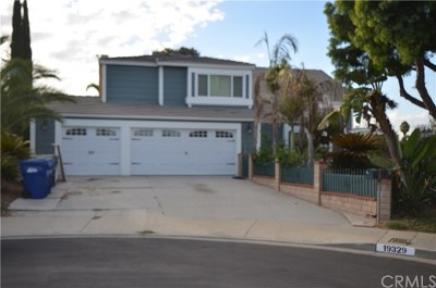 Rowland Heights Single Family Home For Sale: 19329 Balan Road
