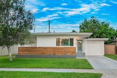 Long Beach Single Family Home For Sale: 3512 Faust Avenue
