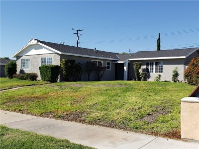 Pomona Single Family Home For Sale: 1119 E La Verne Avenue E