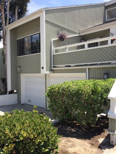 Newport Crest (Newc) Condo/Townhouse For Sale: 1 Ima Loa Court #135
