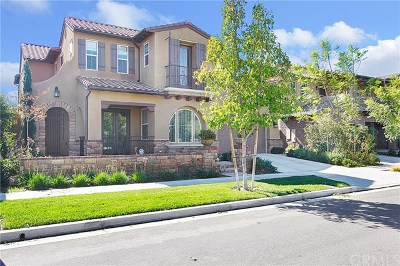 Irvine Single Family Home For Sale: 112 Prairie Rose