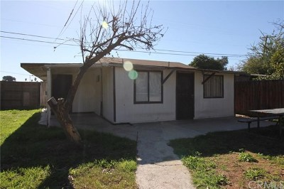 Riverside CA Single Family Home For Sale: $417,500