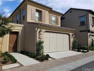 Irvine Single Family Home For Sale: 212 Gaspar