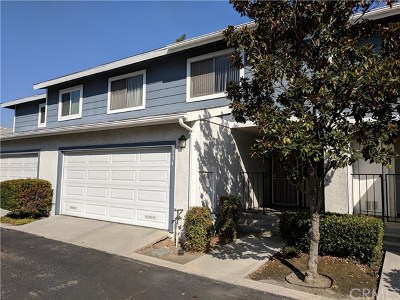 West Covina Condo/Townhouse For Sale: 1534 Potomac #142