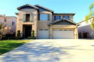 Chino Single Family Home For Sale: 4660 Revere Court