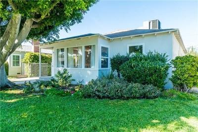 Sherman Oaks Single Family Home For Sale: 14403 Martha Street