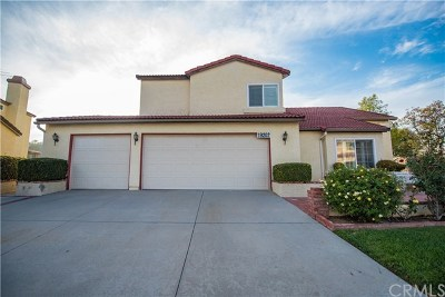 Rowland Heights Single Family Home For Sale: 19202 Allwood Court