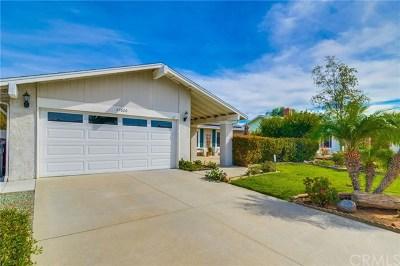 Menifee Single Family Home For Sale: 27620 Charlestown Drive