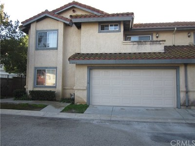 West Covina Condo/Townhouse For Sale: 222 Brandywine Ct.
