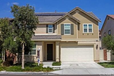 Chino Single Family Home For Sale: 16225 Equinox Avenue
