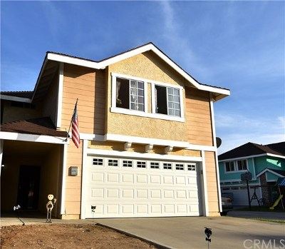 El Monte Single Family Home For Sale: 11616 Hallwood Drive