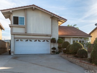 Rowland Heights Single Family Home For Sale: 18118 Rio Seco Drive