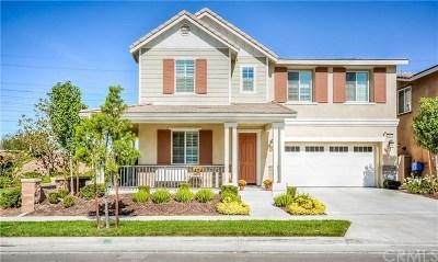 Chino Single Family Home For Sale: 6166 Winona Street