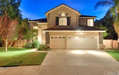 Chino Hills Single Family Home For Sale: 15182 Via Maravilla