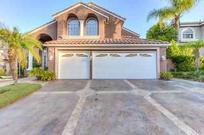 Chino Hills Single Family Home For Sale: 15037 Calle Verano