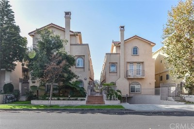 North Hollywood Condo/Townhouse For Sale: 5719 Camellia Avenue #108