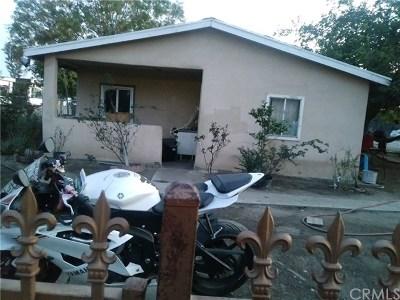 San Bernardino Single Family Home For Sale: 787 E Norman Road