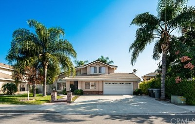 Chino Hills Single Family Home For Sale: 14545 Reservoir Place