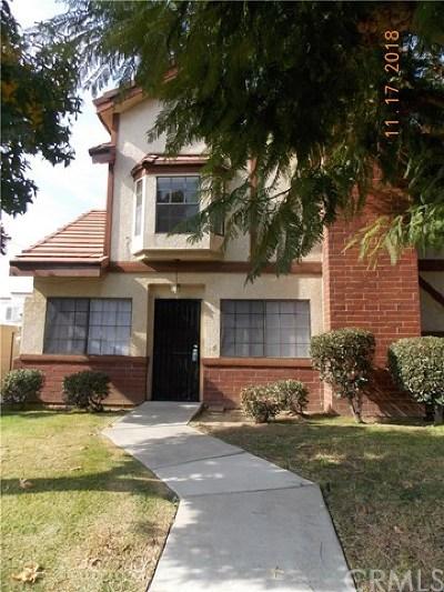 Monterey Park CA Condo/Townhouse For Sale: $628,000