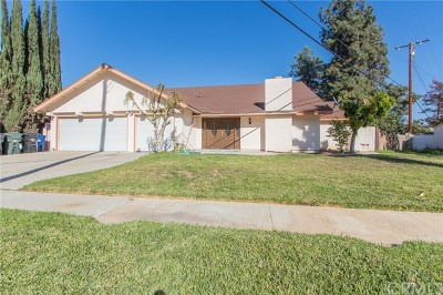 Rowland Heights Single Family Home For Sale: 2342 Donosa Drive