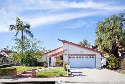 Walnut Single Family Home For Sale: 159 N Avenida Alipaz