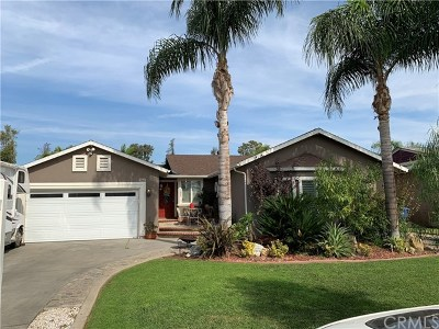 La Mirada Single Family Home For Sale: 15442 Elmbrook Drive