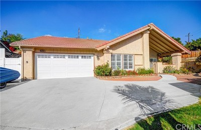 Hacienda Heights Single Family Home For Sale: 16303 Gregorio Drive